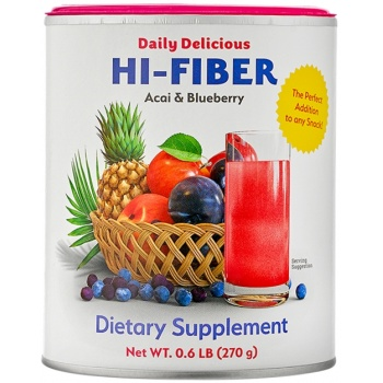 Daily Delicious Hi-Fiber Acai & Blueberry